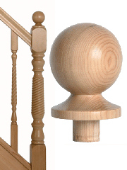 Newel Caps